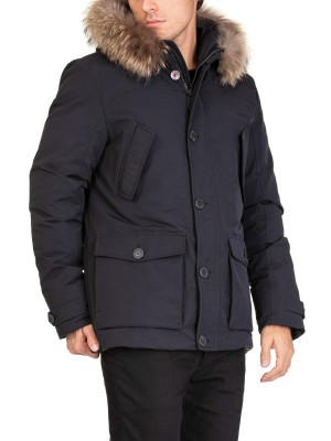 Parka Uomo In Piuma Bonfield
