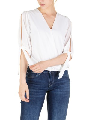 Take Two - Camicia Donna In Viscosa Naturale - P21 - DKE1905-001