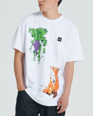 T-shirt Over Volpe