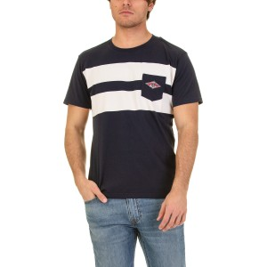 T-Shirt Uomo Basic Con Taschino