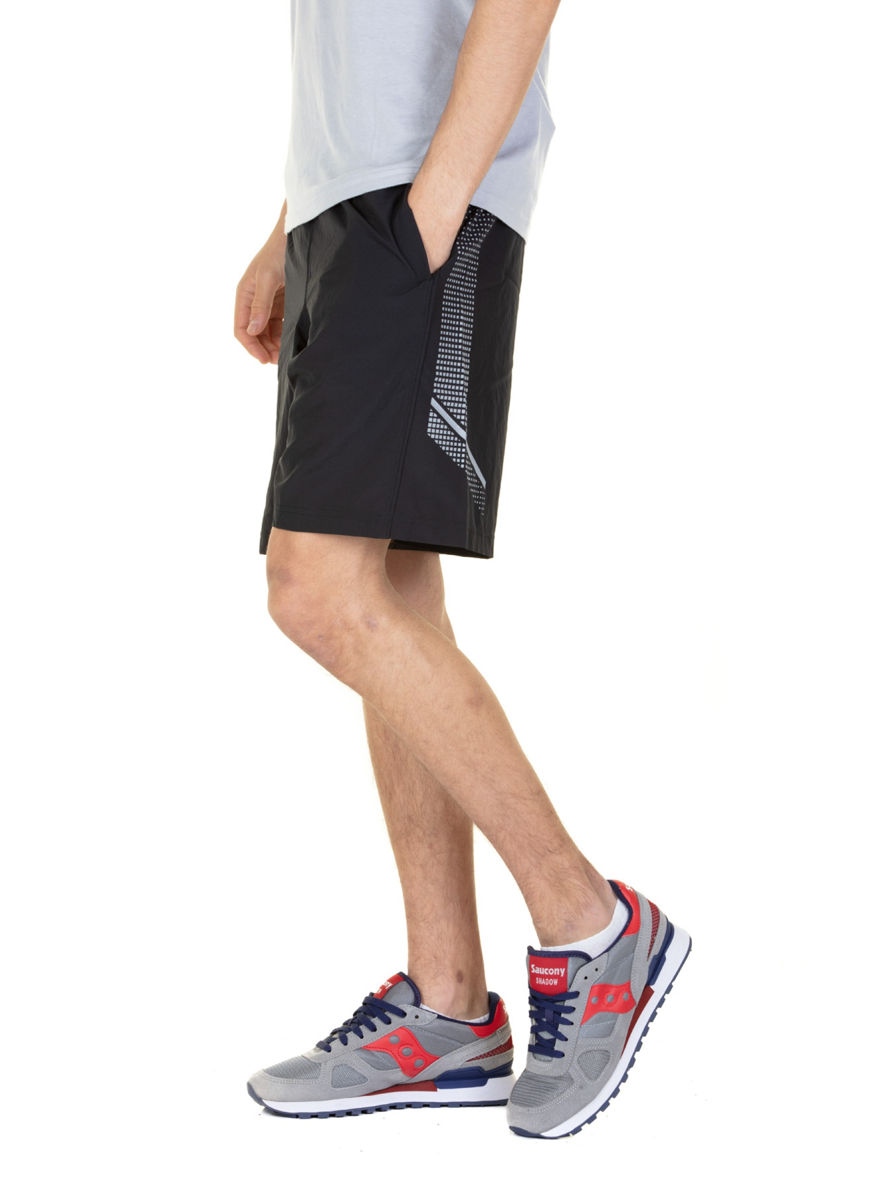 Under Armour - Woven Graphic Shorts Fitness - P21 - 1309651-003