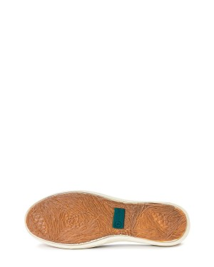 Scarpe Sneakers Destrutturate Nautico Stone Washed