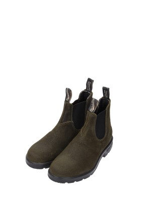 Scarponcino Beatle El Side Boot Scamosciato