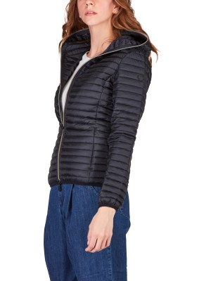 Giubbotto Donna Micropima Sintetica Alexis Hooded