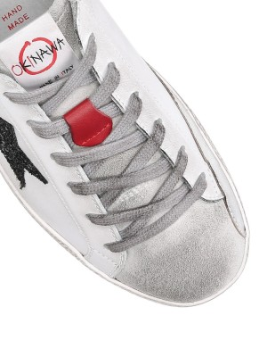 Scarpa Sneakers Donna Low