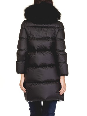 Cappotto Donna Winter Ibrid Parka Lady Fur T Con Cappuccio